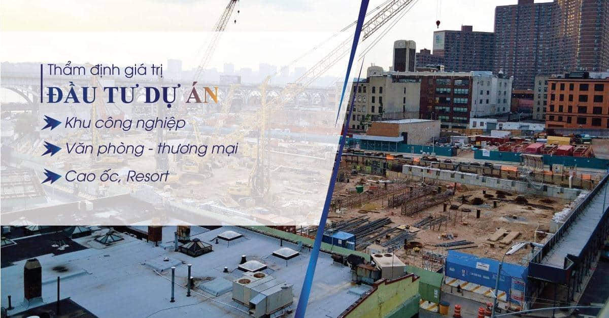 Dịch vụ thẩm định giá dự án đầu tư tại Hà Nội